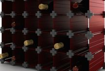 Expandable Wine rack - VinoKube / Just starting collecting wine! Choose the Vin Kube , which grows with your collection  Go to our site for full range http://www.displaywine.com