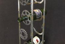 Recycled cycles and art / by Joe Guthrie