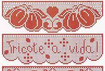 Disegni vari / Disegni per crochet ed altri