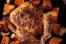 Thanksgiving Dinner / by Christine Faris