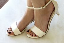 Kelly & Brendan's wedding - Shoes