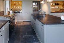 kitchens, cottage style
