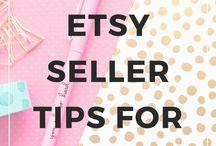 Etsy Betsy Shop Owner