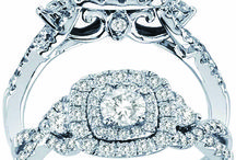 Diamond Ring / Diamonds Engagement Ring