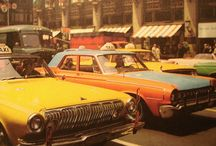 Vintage Taxis