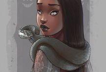 Медея. Змея
