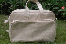Natural fibre and eco - friendly bags! / Eco friendly bags!