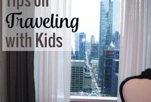 Traveling with kids / Just because you have kids, it doesn't mean you can't travel. Find tips and advice to travel with kids as well as fun kid-friendly destinations you should visit during your  next family vacation.