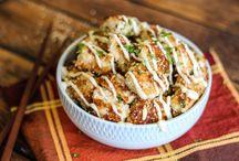 Chicken, Turkey, & Seafood