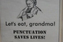 English...saving lives. / by Anna Kelsoe