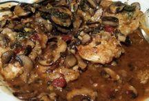Marsala chicken