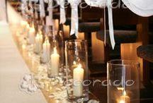 Wystrój kościoła na ślub