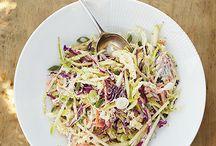 Salads & Coleslaws