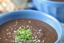 Veggies: Black bean