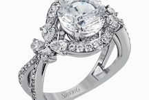 Our Favorite Engagement Rings from Simon G / Engagement Rings by Simon G / by Ruffled