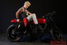 Custom Bike Motorcycles