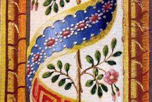 Raphaels logia ornament