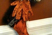 Stuff It!  (LUV Halloween Stockings!) / by Jean Keeler