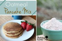 Recipes- Breakfast / Breakfast Recipes (other than eggs) :-)
