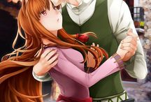 SPICE AND WOLF!