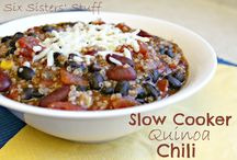 Soups and Stews to Try