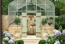 Greenhouses, Conservatories and Sunrooms / A Place to Grow