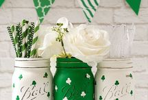 St. Patrick's Day Decor & Crafts