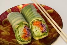 Asian food / Nam nam