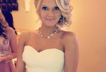 Wedding Hair/ Makeup