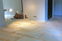 Flooring / by Cindy Bolling