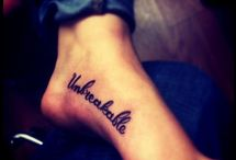 Tattoo ideas / by Stasia Olvera