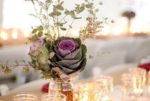 wedding ideas / by MAUREEN BRADLEY