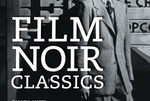 Cinema: Classic Film Noir / A style of black and white American films that evolved in the 1940s, became prominent in the post-war era, and lasted until around 1960. Mostly shot low key (lots of high-contrast greys, blacks, and shadows). Usually portrayed the dark side of human nature and experience.