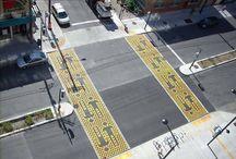 Calle Victoria - Estrategias espacio público