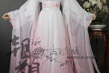hanfu and accessories (chinese)