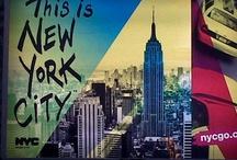 Nueva York / Me escapé del mundo yéndome al norte, pero otro mundo esperaba allá ...