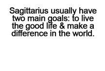 Sagittarius me