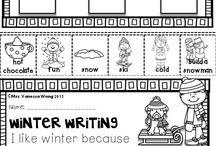 English - seasons
