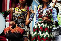 African chic / by Margaret Njoku