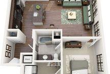 apartament/house plans/ideas