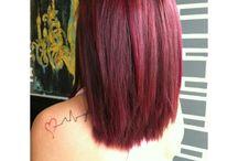 Κόκκινο Χρώμα Μαλλιών