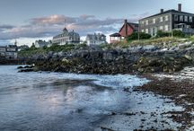Monhegan Island Maine Prints / Theses are images of Monhegan Island Maine that we took over the years available for sale in 11x14 and 16x20 sizes either matted or on canvas. Please give us a call at 1800 393-7270 for more info.  / by Baldini and Vandersluys Photographers