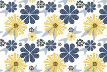 Favorite Spoonflower fabrics / Fabrics from spoonflower designers / by Laura Nash