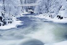 Cozy - Winter Scenes