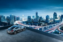 The all-new Porsche Cayman. Code of the Curve. / A sports car that contradicts the conventions of automotive engineering.  The new Cayman is lower, lighter and faster, more efficient and yet powerful than ever.  More information: http://link.porsche.com/cayman?pc=981CXFB1
