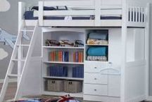 Storage solutions / Ideas on how to create storage solutions in small spaces