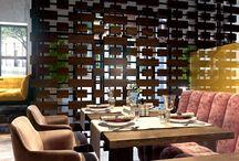 Cafe and Restaurant Interior Design