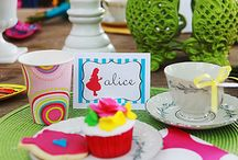 Soirees: Babies & Kids / Baby showers and birthdays / by Asia | Sparrow Soirees