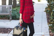 Moda embarazada / Outono