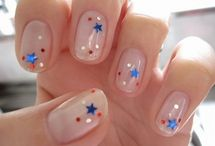Nail Designs  / by Kathy Nguyen